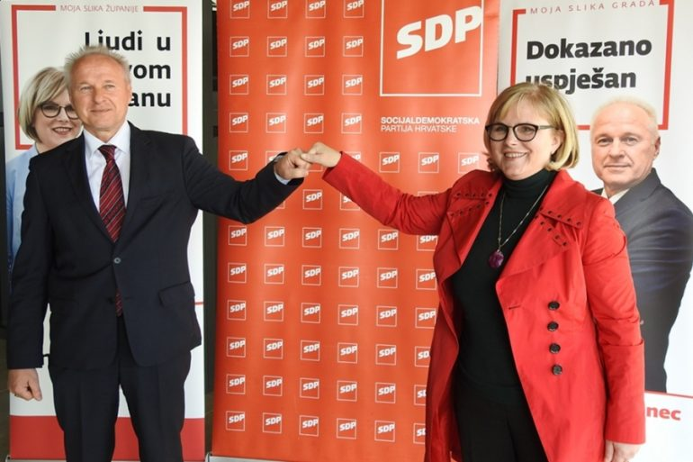 Mladen Smoljanec SDP
